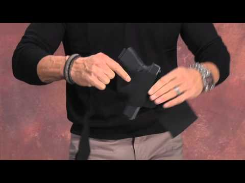 The Belly Band Concealment Holster