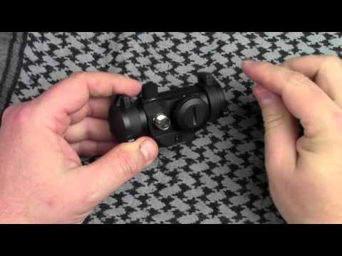 Primary Arms 2MOA Micro Dot with Removable Base and Flip Caps (MD-AD)