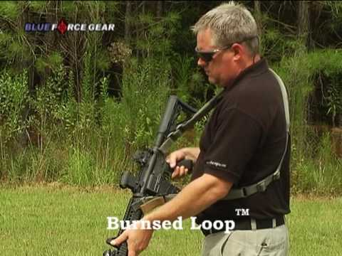 Blue Force Gear® Vickers Combat Applications Sling™ Shoulder Transitions Live Fire