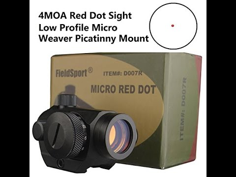 FieldSport Red Dot Sight