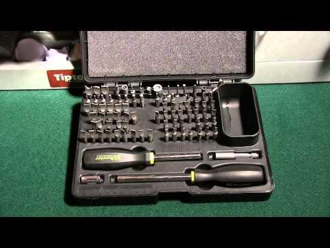 Review: Wheeler Engineering - Deluxe Gunsmith Screwdriver Set