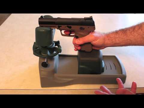 Review: Caldwell Pistolero Handgun Rest