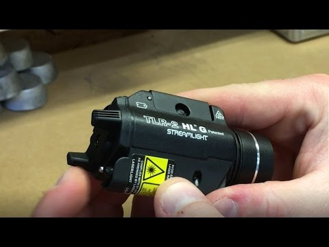 Streamlight TLR-2 HL G: Best Weapon Light...In The World!!
