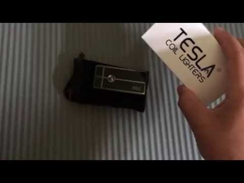 Tesla Coil Lighter Review