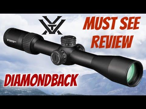 Vortex Diamondback Tactical 4-16x44 FFP Scope Review