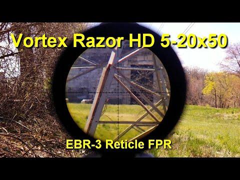 Vortex Razor HD 5-20x50 - First Person Review