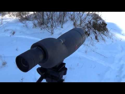 """Simmons 20-60x60mm Spotting Scope """"Why you need one"""""""