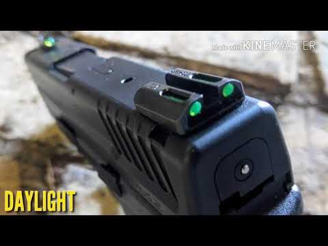 TruGlo TFO ( Tritium Fiber Optic) Sight Review