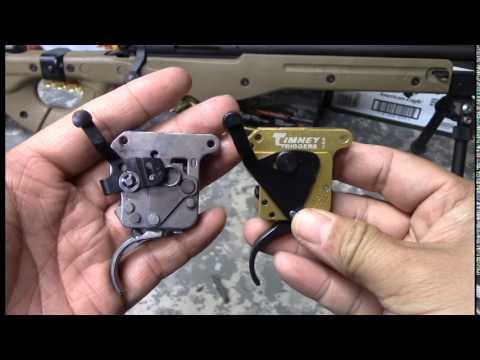 Timney Calvin Elite Remington 700 unbox / Remington Recall Rant