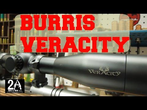 Burris Veracity 2-10x42 review
