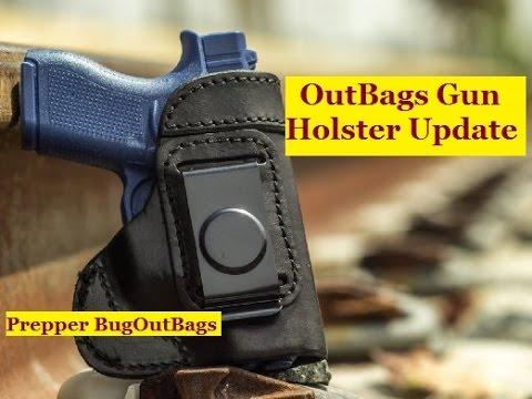 OutBags Gun Holster Update