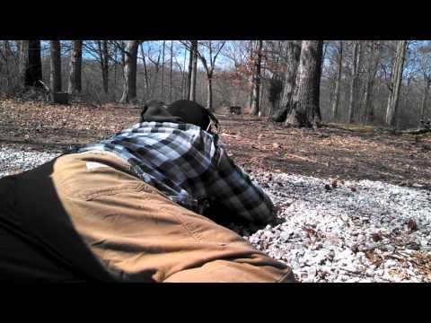 SPR 2.0 shooting review & Nikon Bucksmaster II 4-12x40 Quick Look