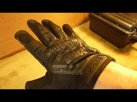 MECHANIX GLOVES Original Insulated Vs Fastfit - REVIEW