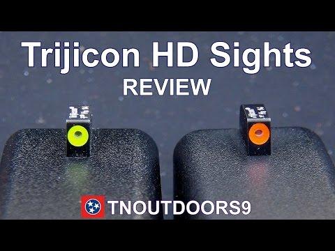 TRIJICON HD NIGHT SIGHTS