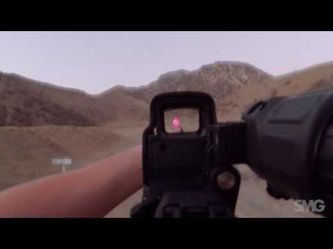 AR15 EOTech EXPS and G33 Magnifier Review