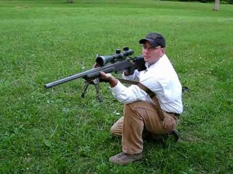 Using A Rifle Sling