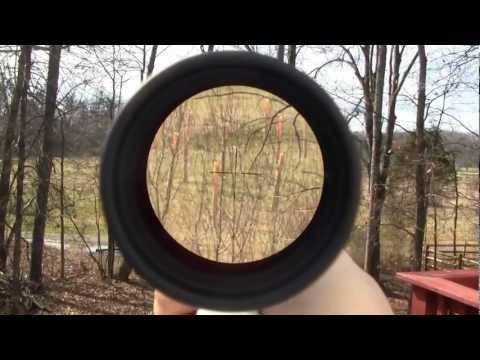 Burris Fullfield E1 Rifle Scope 3-9x 50mm