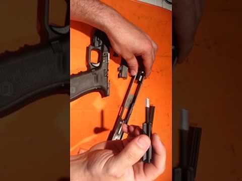 Fixxer brand glock front sight tool glock 34