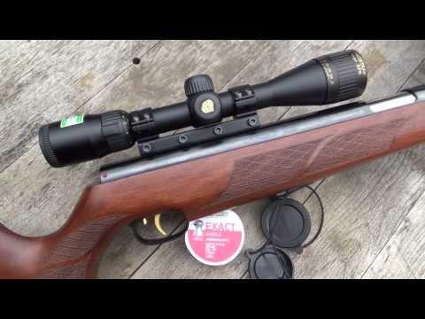 Nikon Prostaff Target EFR 3-9x40AO
