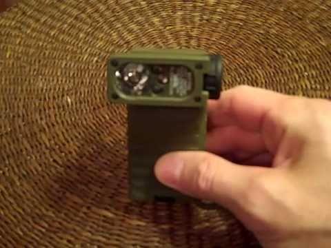 Streamlight Sidewinder Military Multi-Light