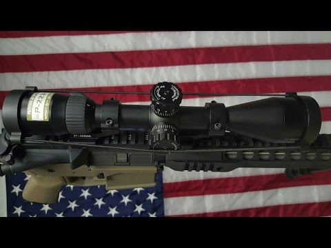 Nikon P223 3-9x40mm The Budget AR Optic