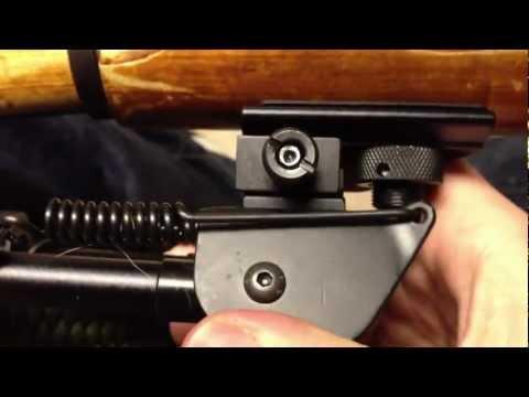 UTG Tactical OP-1 Bipod