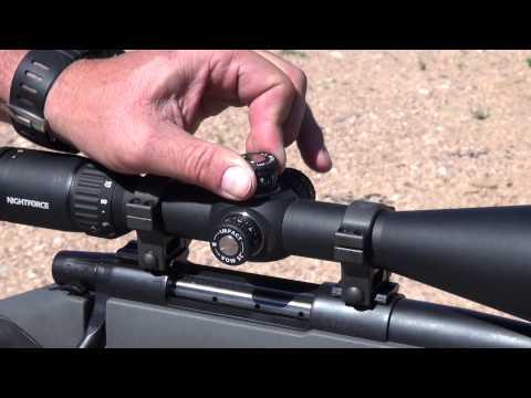 Nightforce 4-14x56 SHV Riflescope
