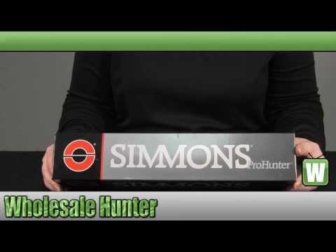 Simmons ProHunter Series 2-6x32mm Truplex Reticle Handgun Scope mfg#822010