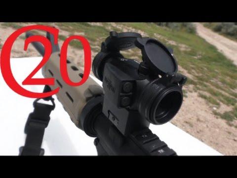 AR Red Dot: Vortex Sparc II First Shots