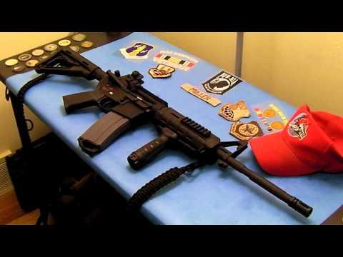 Trijicon AR-15 Night Sights