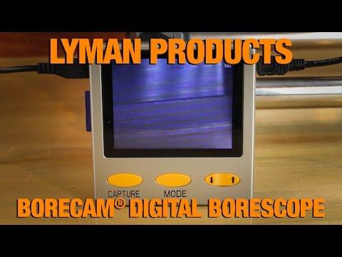 Lyman Borecam® Digital Borescope