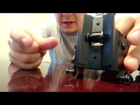 CVLIFE Bipod with sling install on .270 Remington