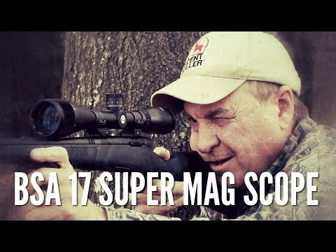 BSA 17 Super Mag Scope