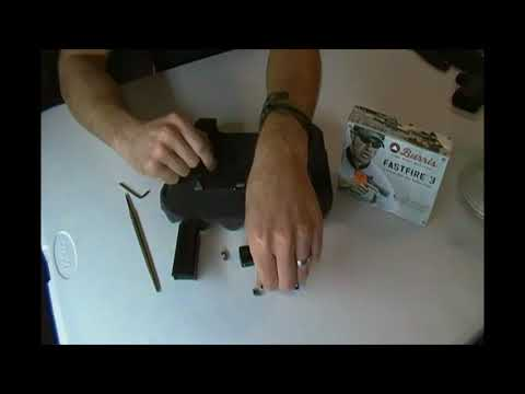 How to mount the Burris FASTFIRE 3 on the Glock 19 Gen 4 MOS