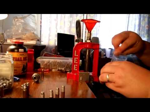 Reloading 38 Special on a Lee Single Stage Press