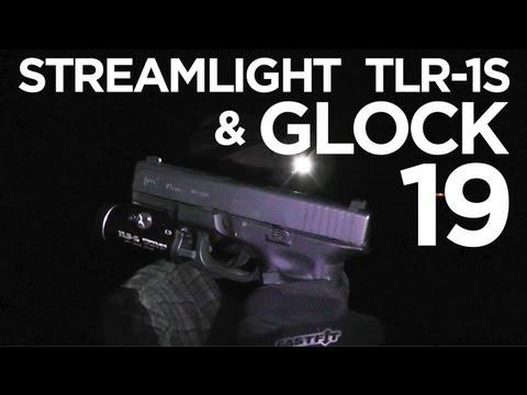 Streamlight TLR-1s on a Glock 19 Gen 4