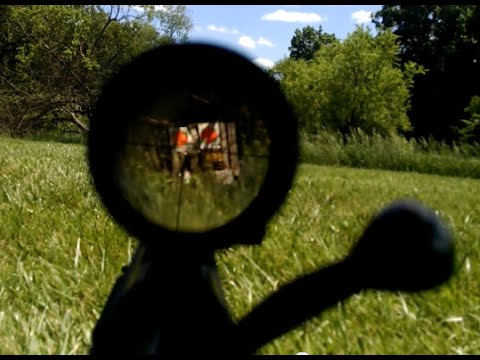 Simmons 8-Point 100 Yard Accuracy/First Thoughts (Truplex Reticle 3-9x40)