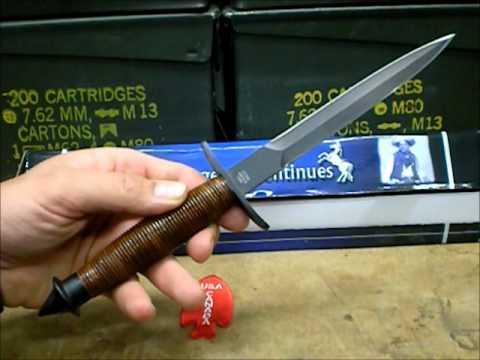 Devils brigade V42 Force Knife.