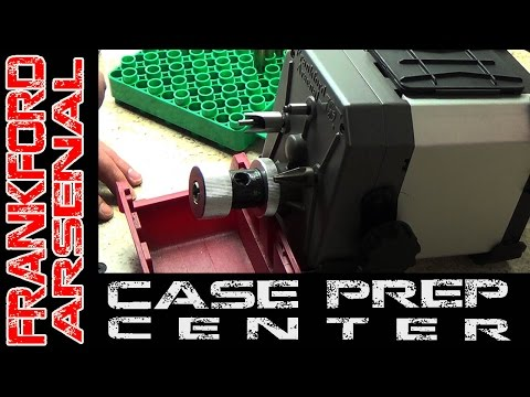 Frankford Arsenal Case Prep Center Tutorial & Review