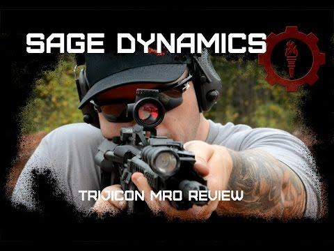 Trijicon MRO Review