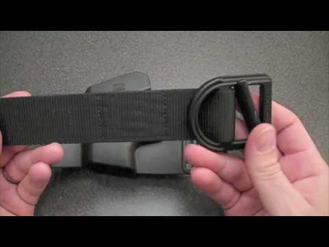 5.11 Trainer Belt: Superb Support for Concealed Carry