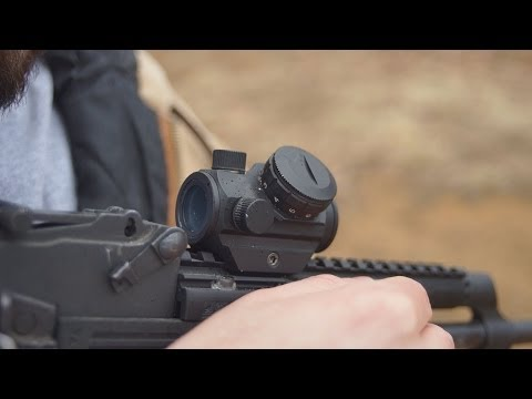 Bushnell TRS-25 Red Dot Sight Review