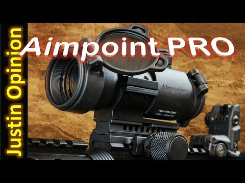Aimpoint PRO - Best Self-Defense Optic?