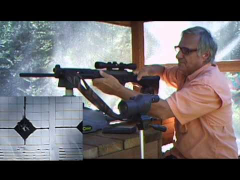 Shooting a DSA SA 58 with a Leupold 2-7 VX1 scope with LTR mount