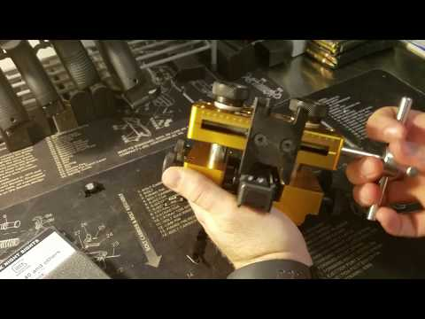 Wheeler Engineering Armorer's Handgun Sight Tool