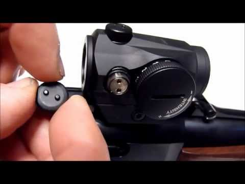 Aimpoint Micro H-1 2MOA red dot sight review