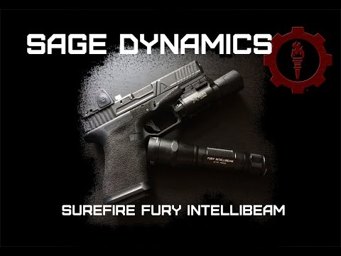 Surefire Fury Intellibeam
