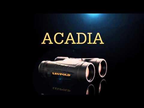 Leupold BX-2 Acadia Binoculars