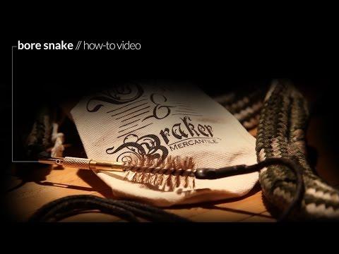 Sage & Braker Bore Snake Explainer
