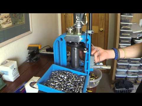 THEAR15ONA : Dillon Precision RL550B Demo
